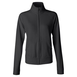 Women's Cotton Spandex Cadet Jacket Thumbnail