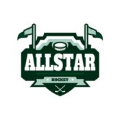 All Star Hockey Tournament logo template 02 Thumbnail